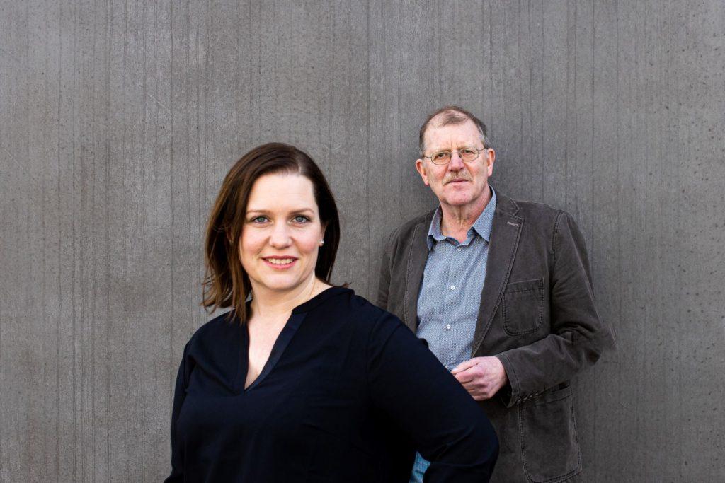 Inka Peitz und Norbert Stammkötter